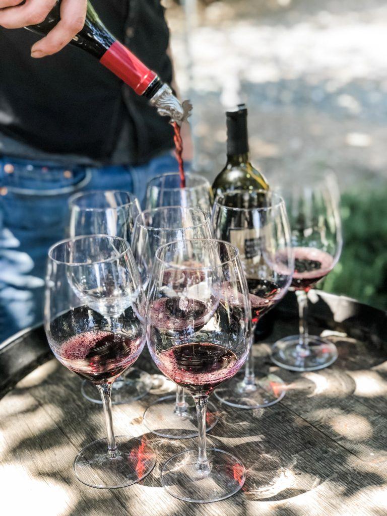 Dutch Henry Wine