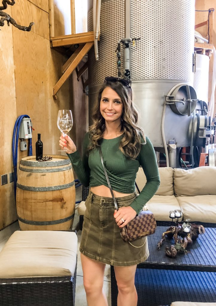 david fulton winery tour