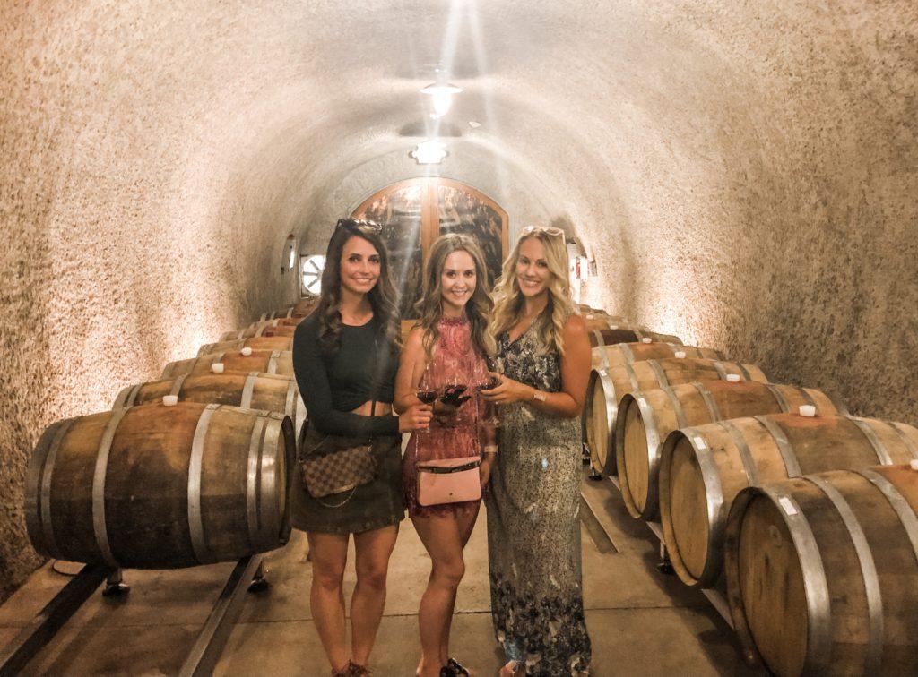 wine cavern napa