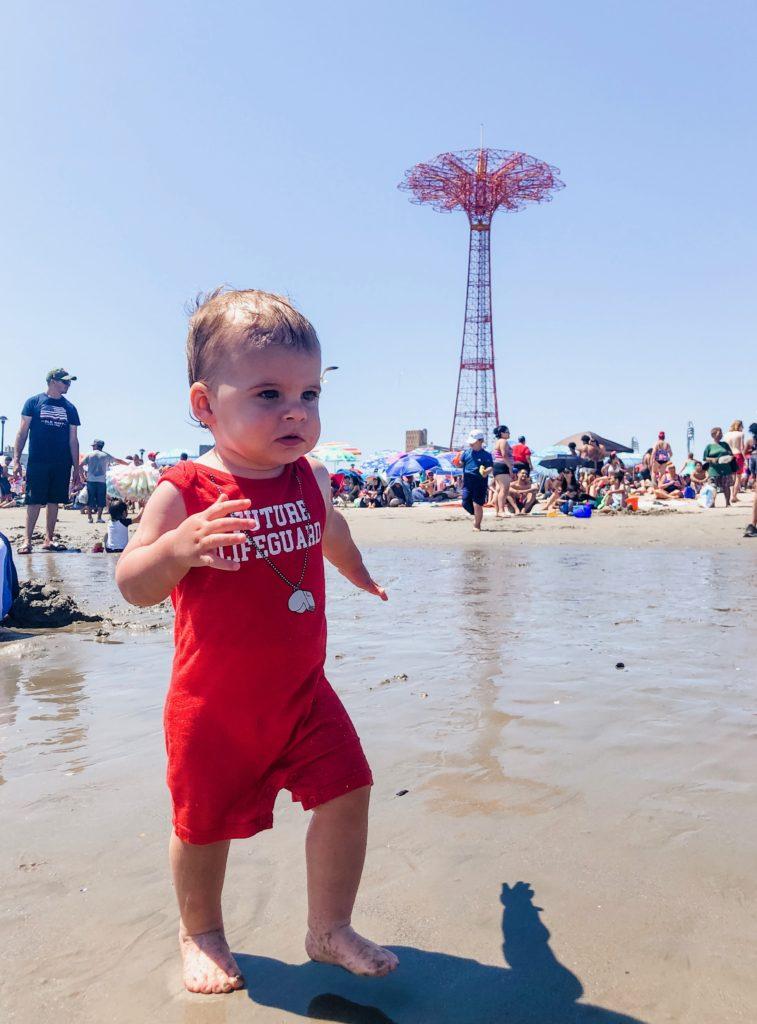 skyler coney island beach