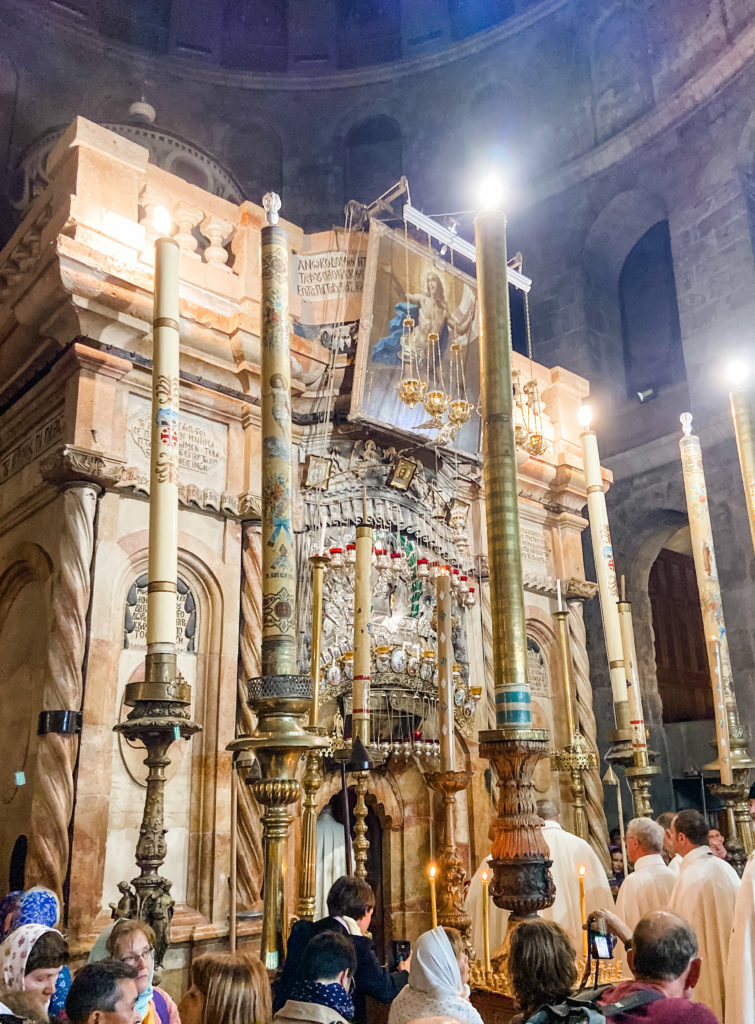 Church of Holy Sepulcre Tomb