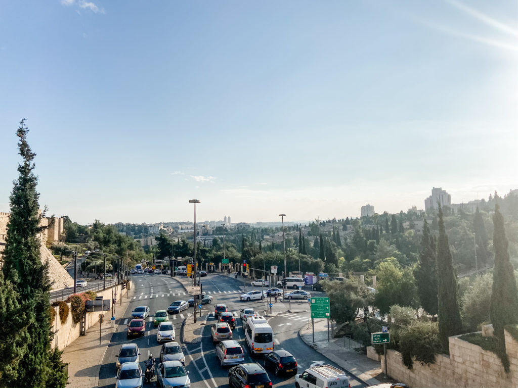 Jaffa Gate Views - Jerusalem