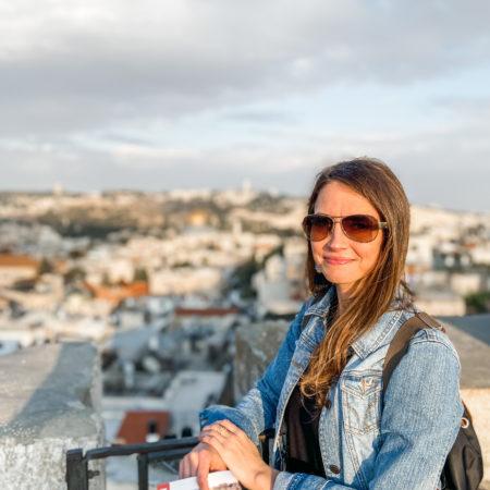 King of David Tower Jerusalem - Life In Leggings Travel