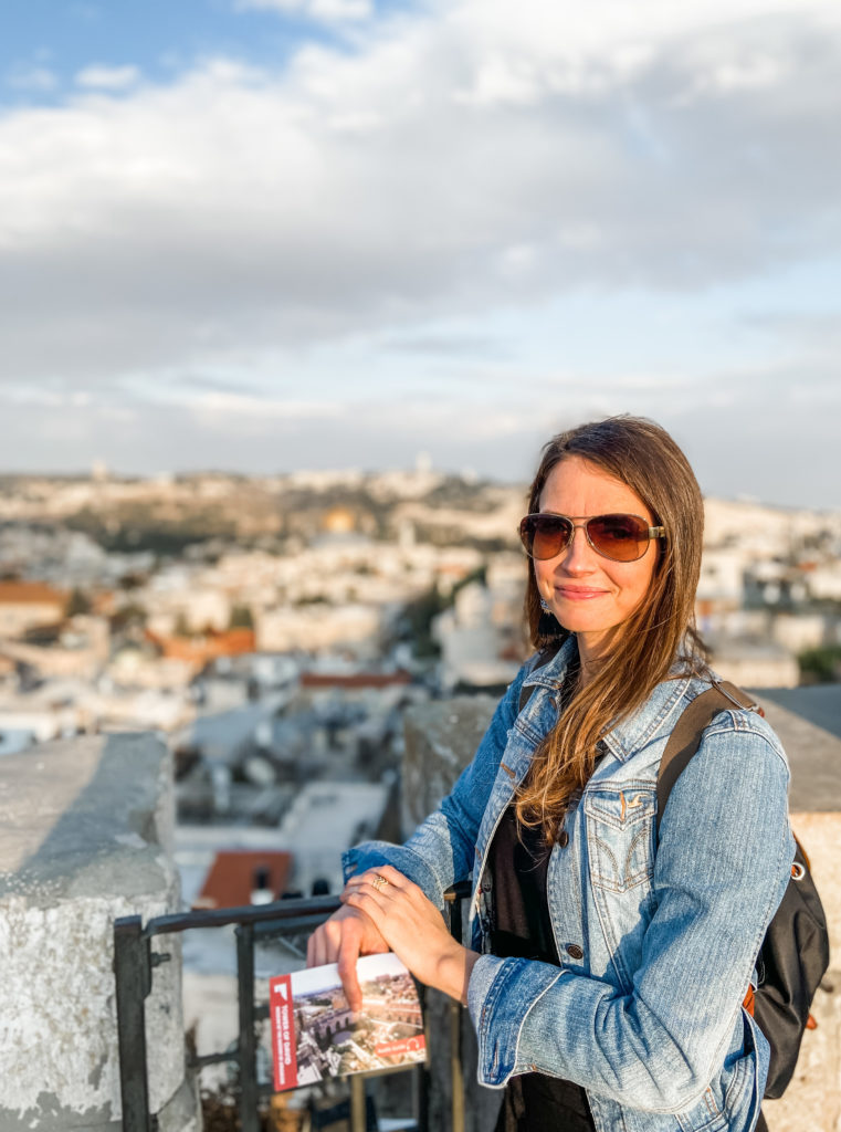 King of David Tower Jerusalem - Life In Leggings Travel