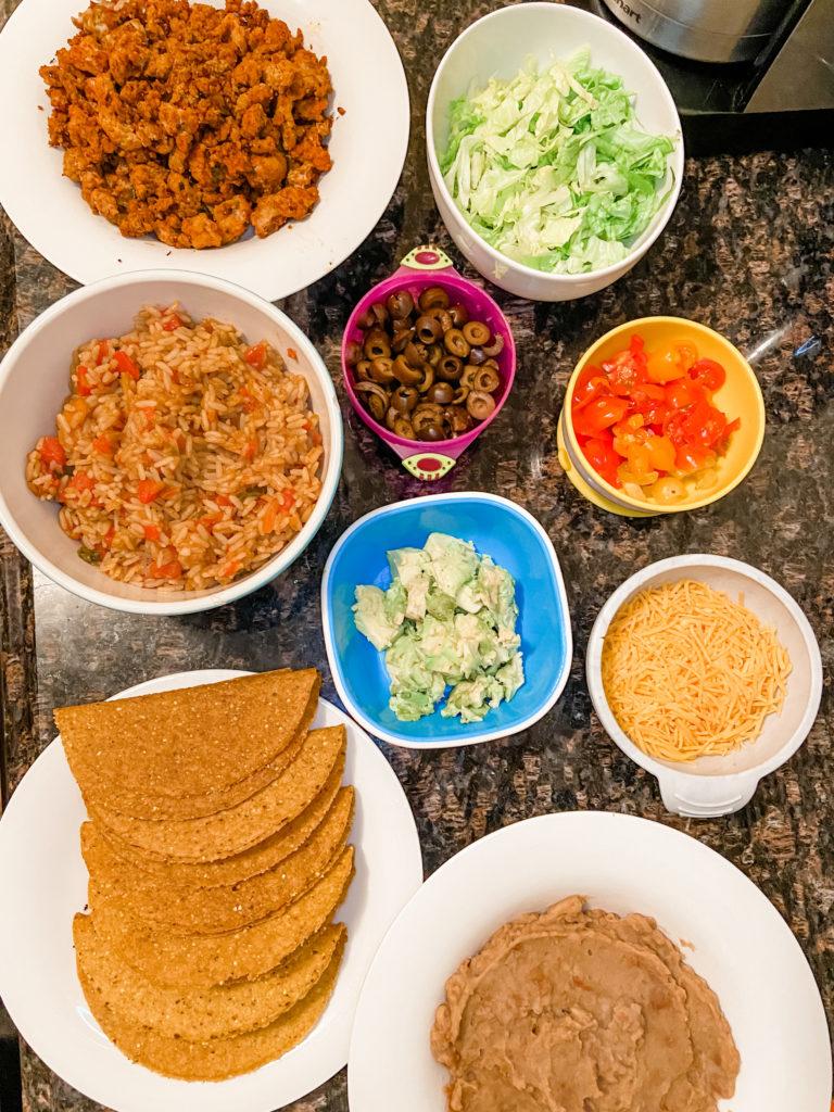 healthier tacos