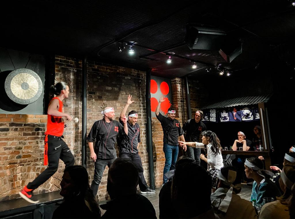 BATSU comedy show