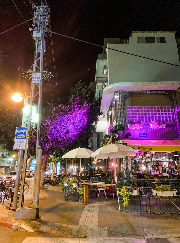 Dizengoff Street - Tel Aviv, Isreal