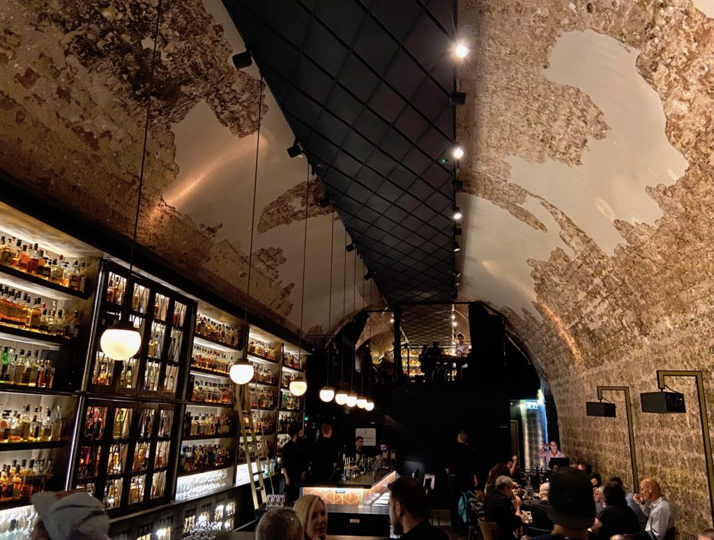whiskey bar and museum - tel aviv