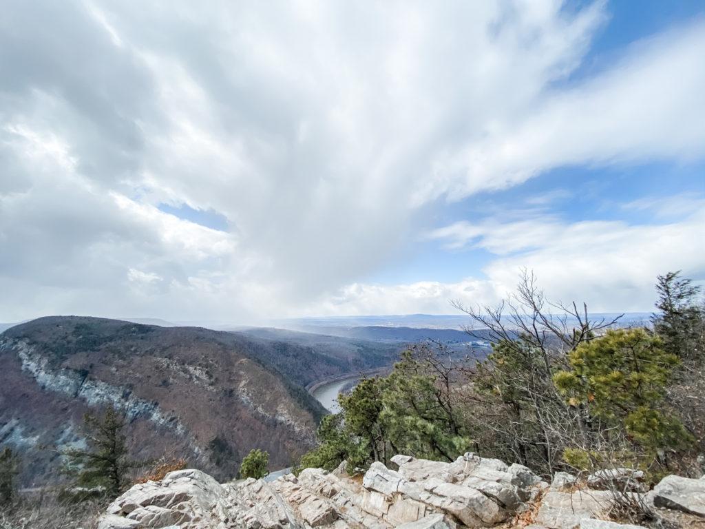 Appalachian Trail Water Gap Point
