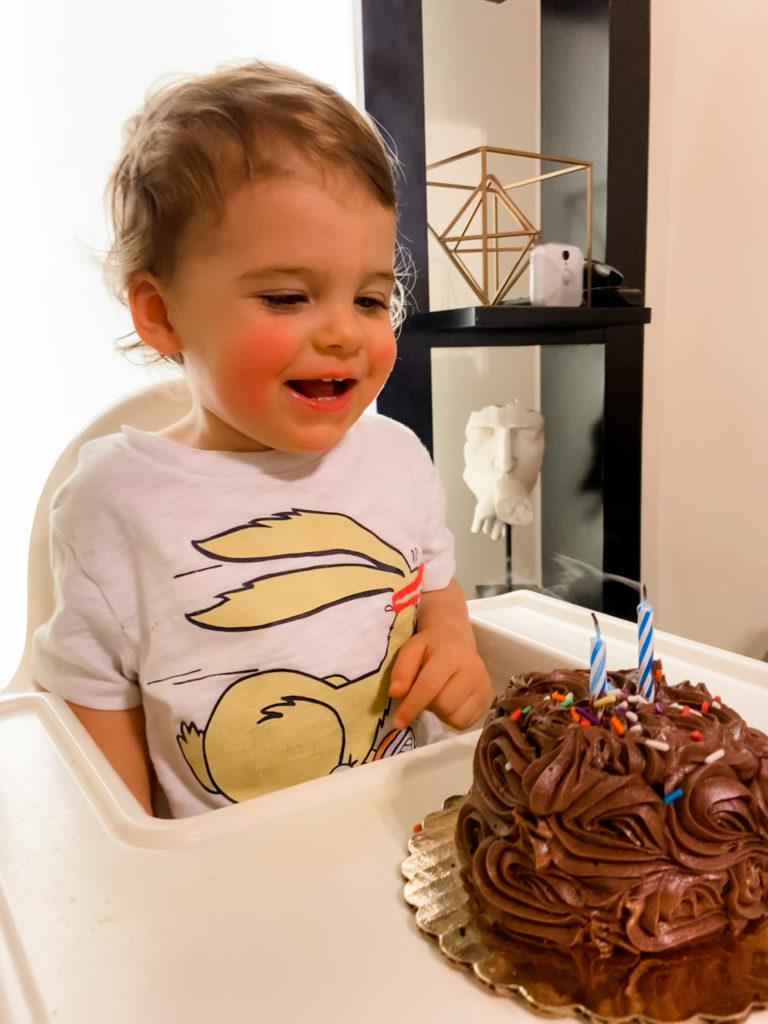Skyler's 2nd birthday