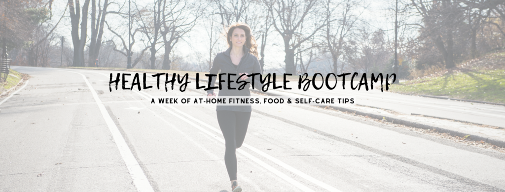 healthy lifestyle bootcamp cover