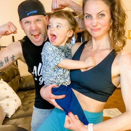 hesington family workout