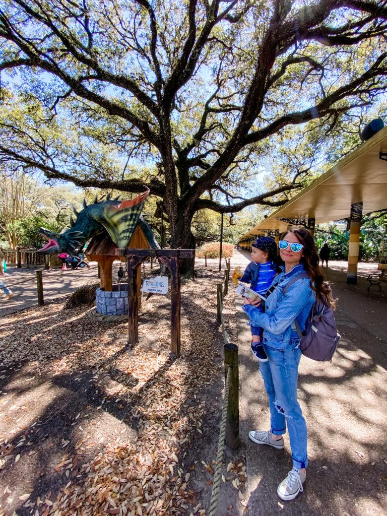 houston zoo skyler heather