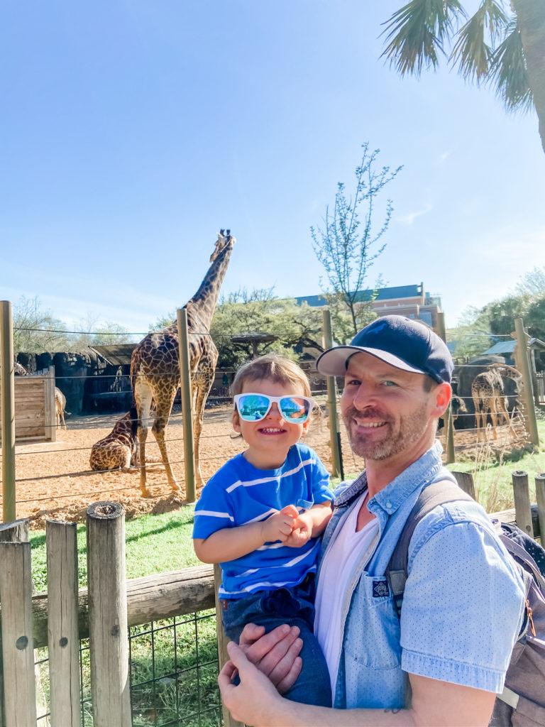 scott skyler giraffes