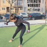 Glider & Dumbbell Stability & Strength Workout