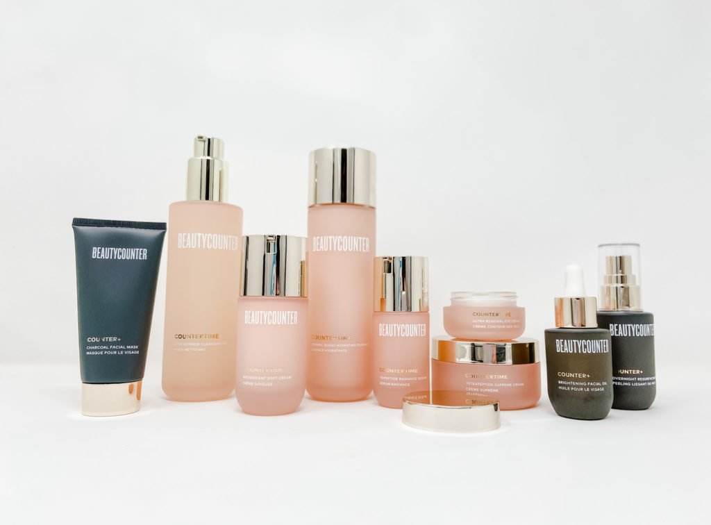 clean beauty products - beautycounter review