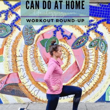 24 workouts you can do at home