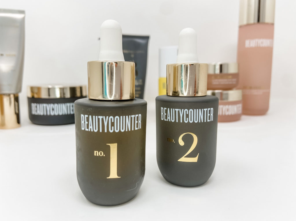 beautycounter facial oils