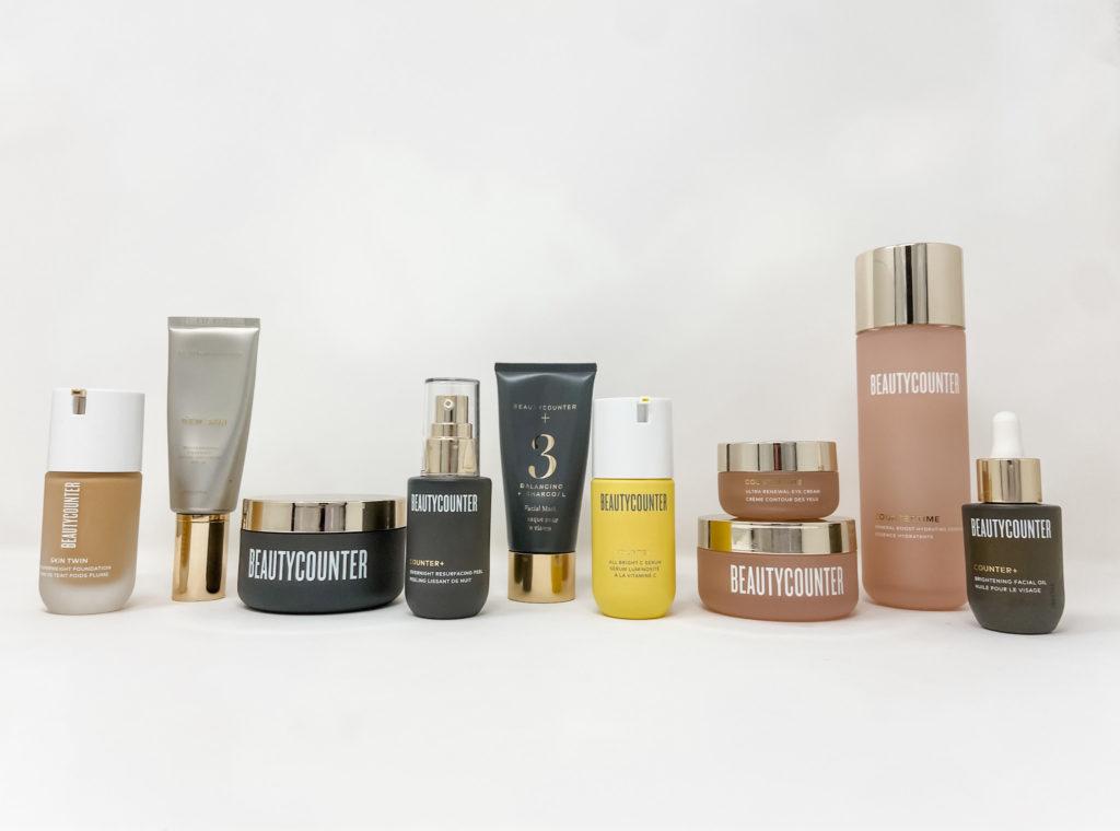 beautycounter skincare favorites