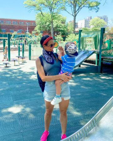 brooklyn playground heather and skyler