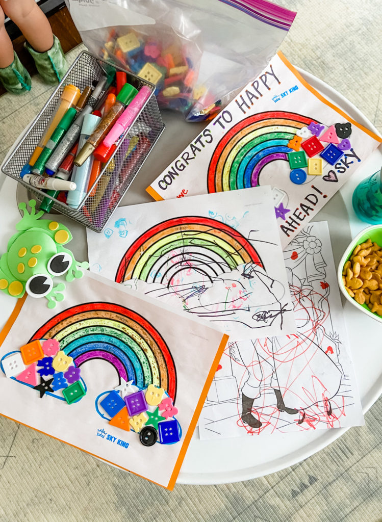 toddler cards and crafts