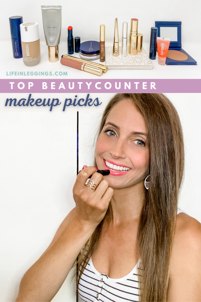 Top Beautycounter Makeup Picks