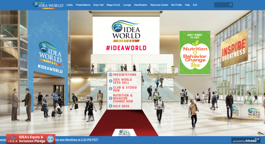 IDEA World Virtual Conference