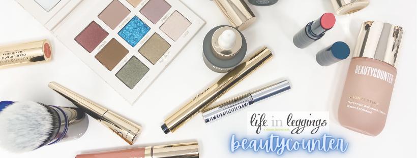 Life In Leggings Beautycounter Cover