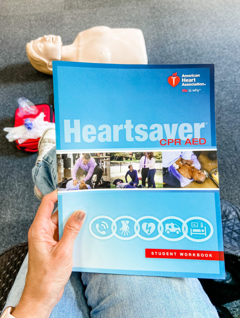 CPR certification new york city
