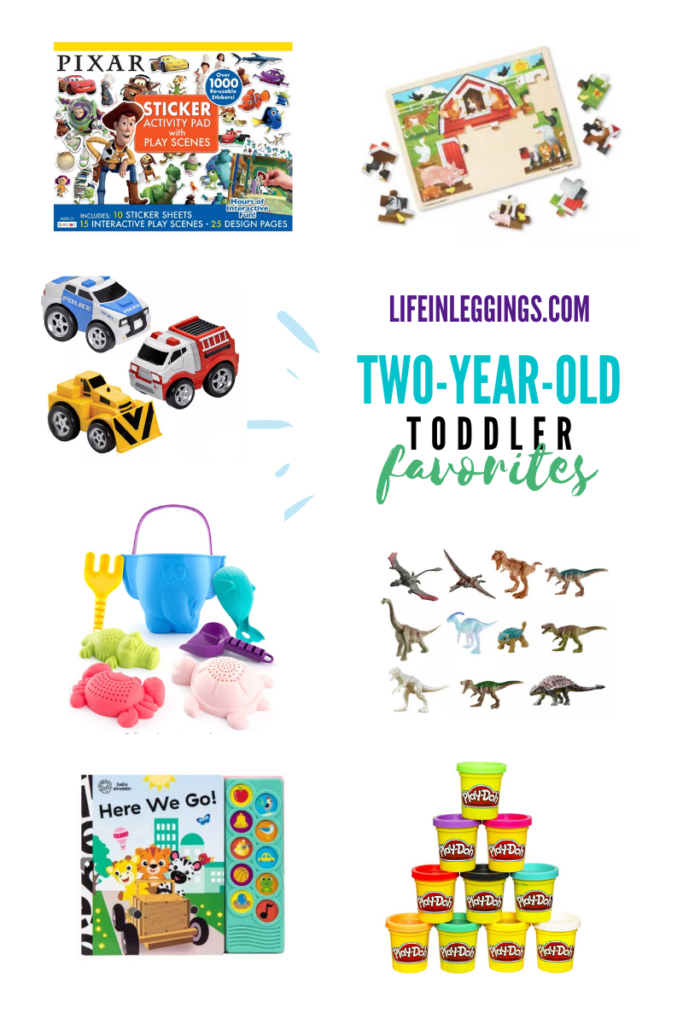 Toddler Favorites - two and a half years old