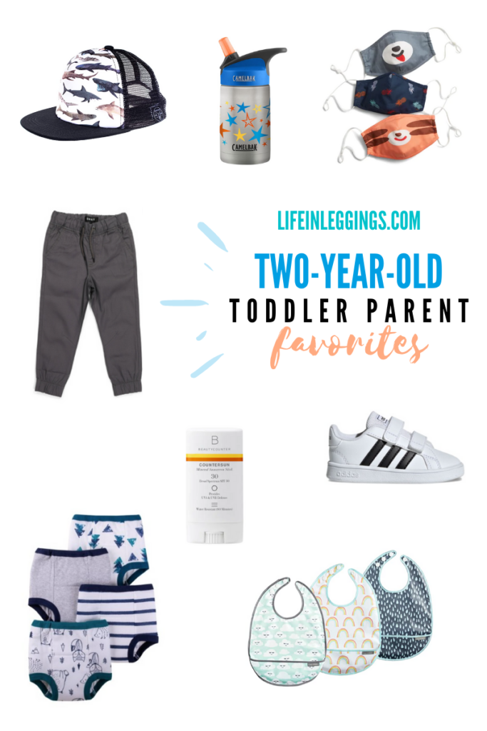 Toddler Parent Favorites - two and a half years old