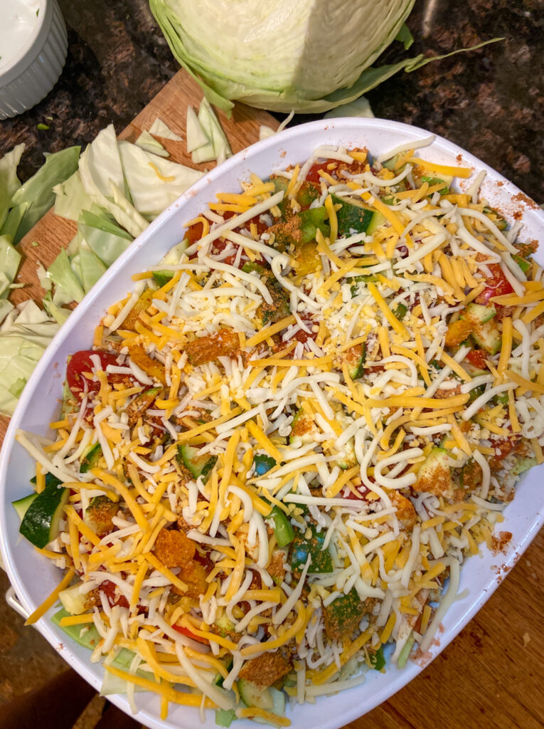 Cabbage Casserole Directions
