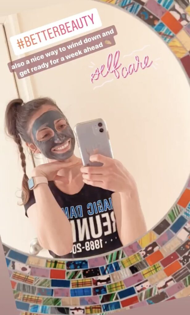 Clean Beauty Mask Party
