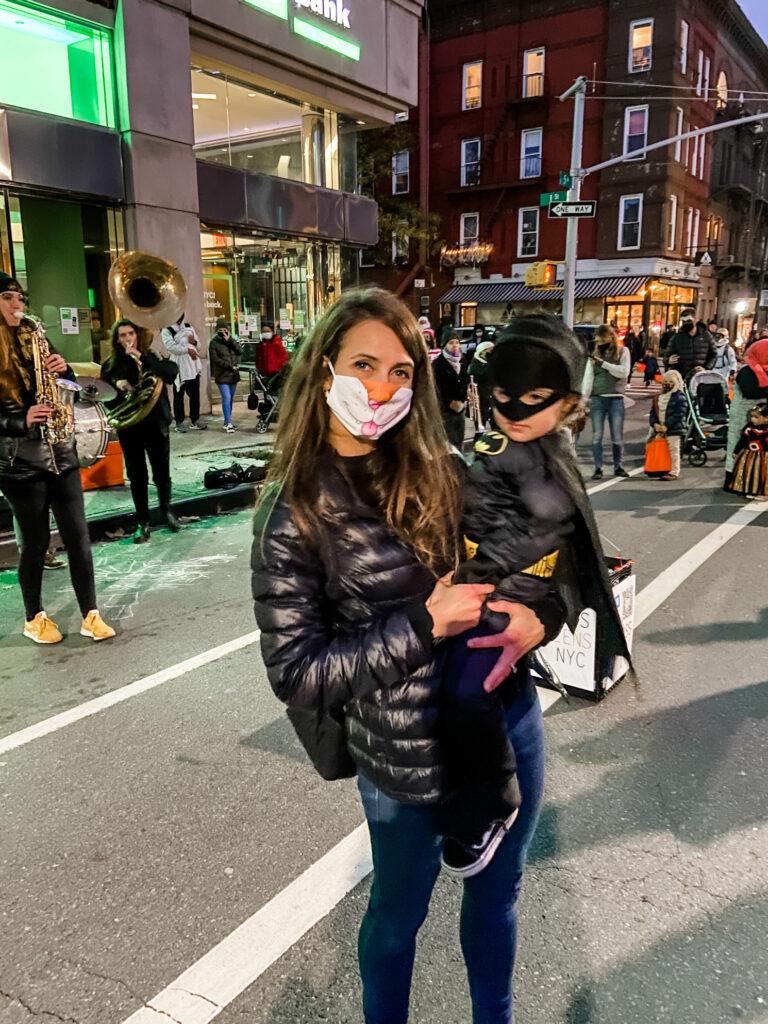 Halloween with Skyler Fifth Avenue