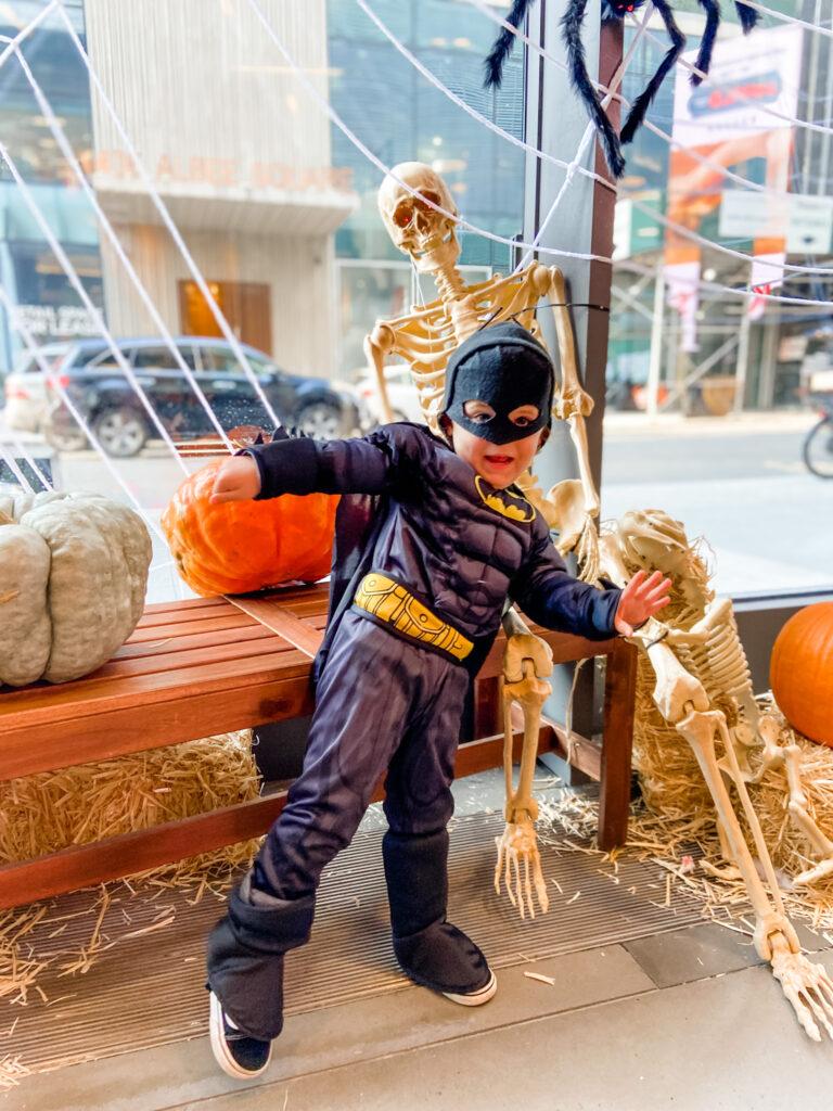 Skyler Batman Halloween