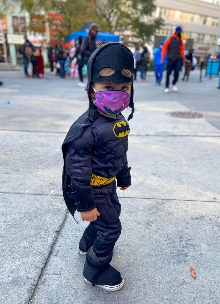 Skyler as Batman 2020