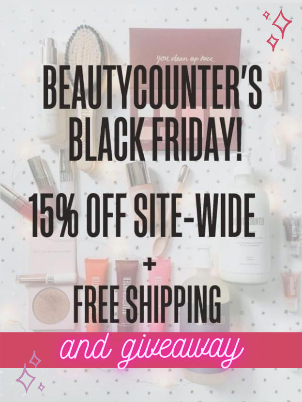 black friday sale and giveaway
