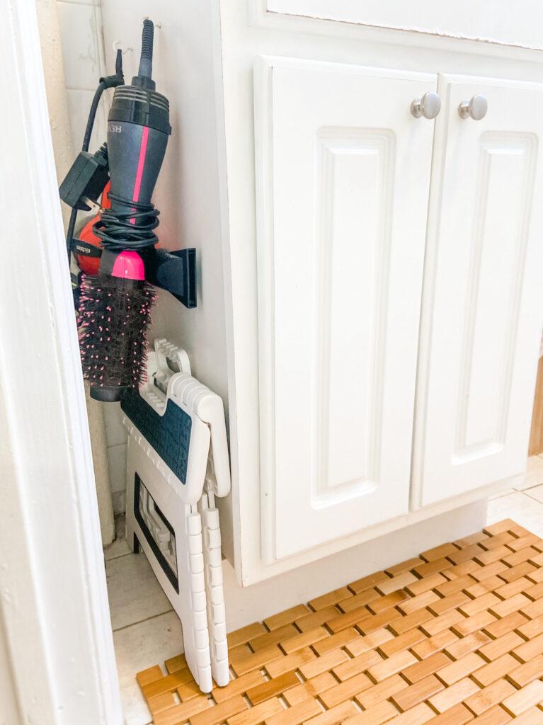 foldable bathroom stool