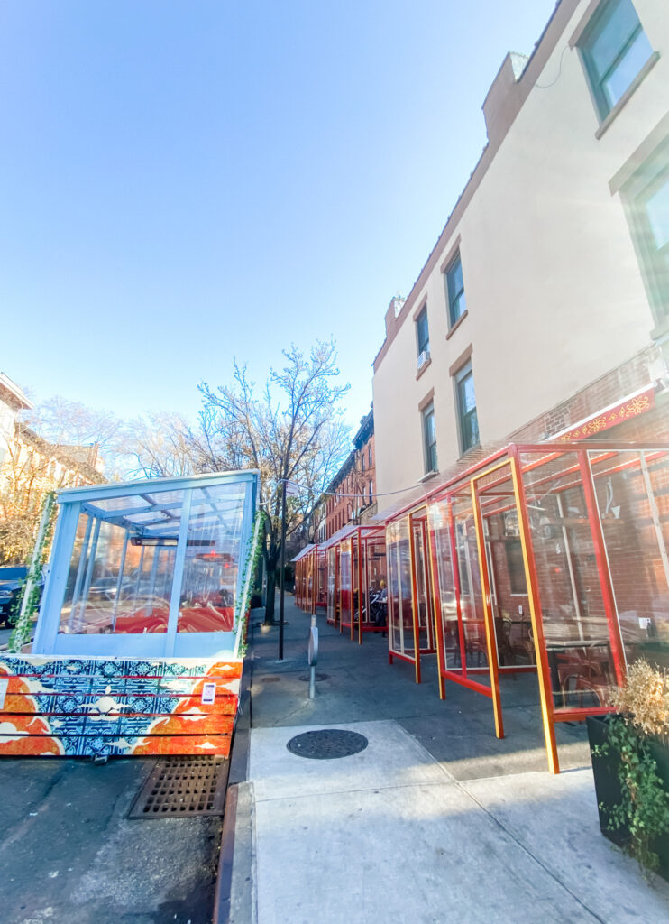 Brooklyn Outdoor Dining - Park Slope