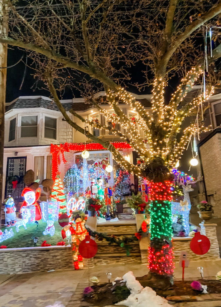 Dyker Heights Christmas Lights 2020