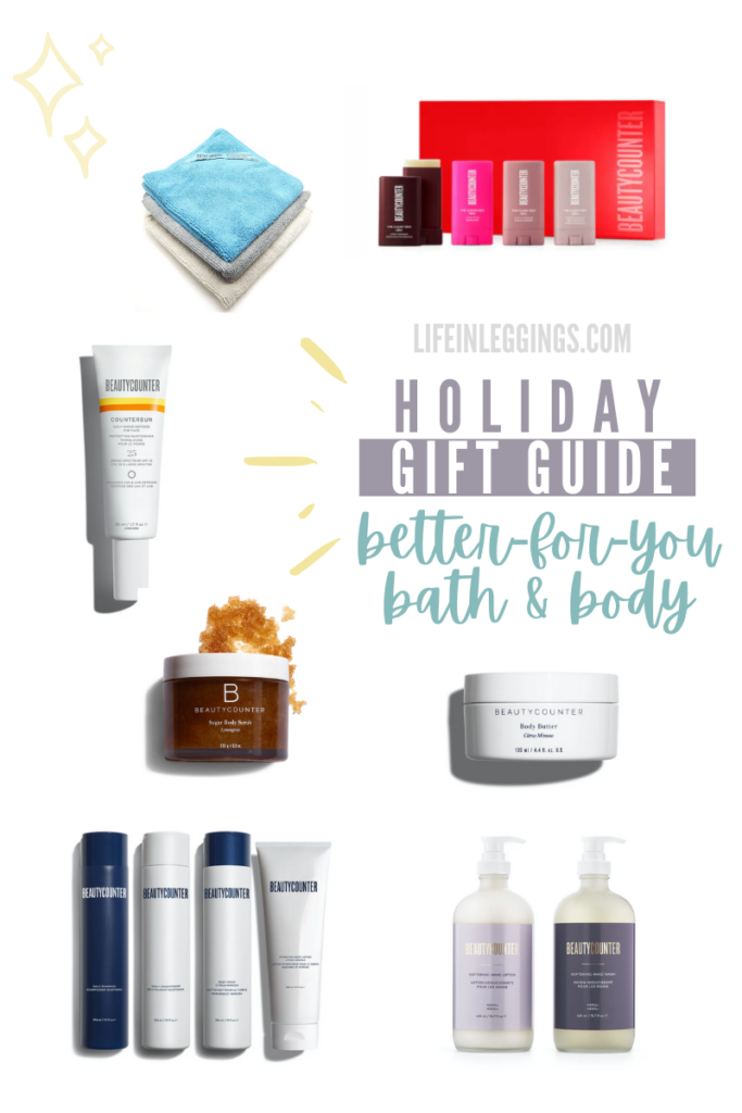 Holiday Gift Guide For Better-For-You Bath & Body