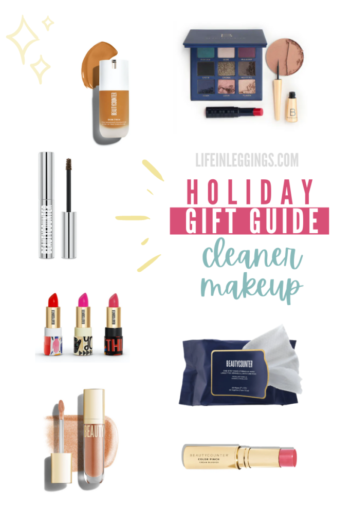 Holiday Gift Guide For Cleaner Makeup