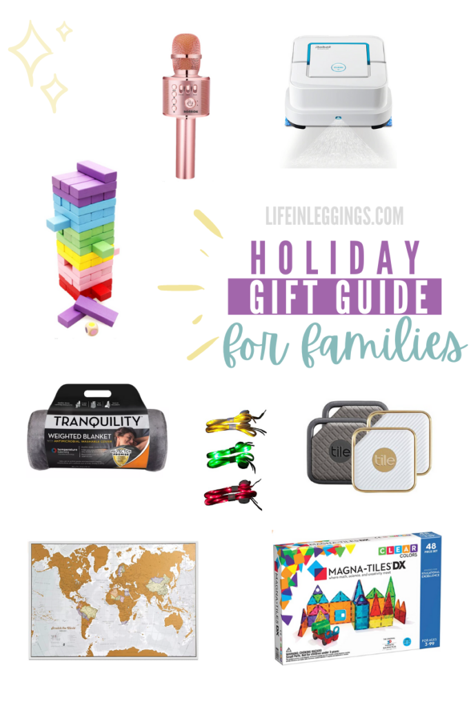 Holiday Gift Guide For Families 2020