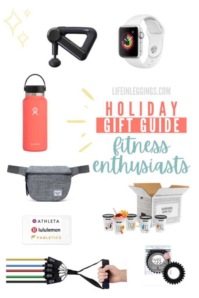 Holiday Gift Guide For Fitness Enthusiasts 2020