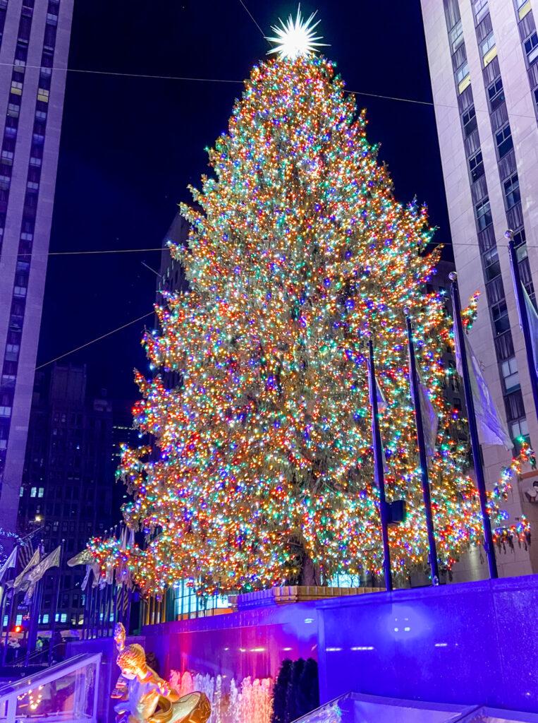 Rockefeller Tree 2020
