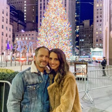 Scott and Heather Rockefeller Tree 2020