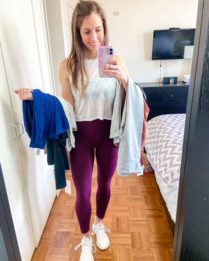 20 fitness outfits on a budget