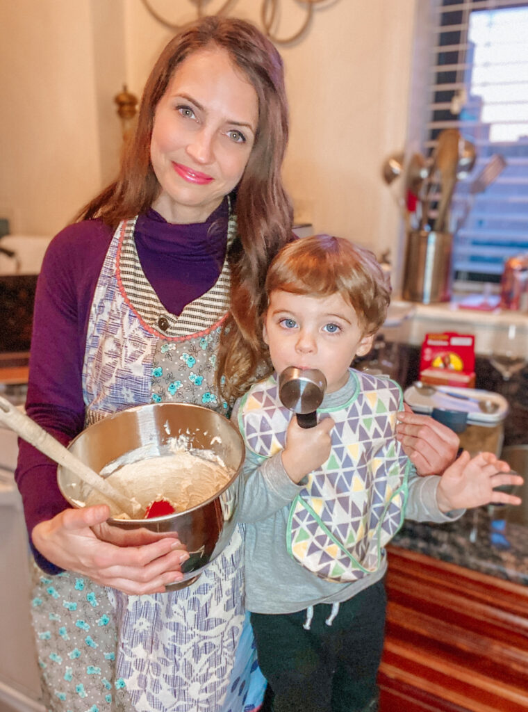 Cooking With Kids - Toddler Edition - Life In Leggings