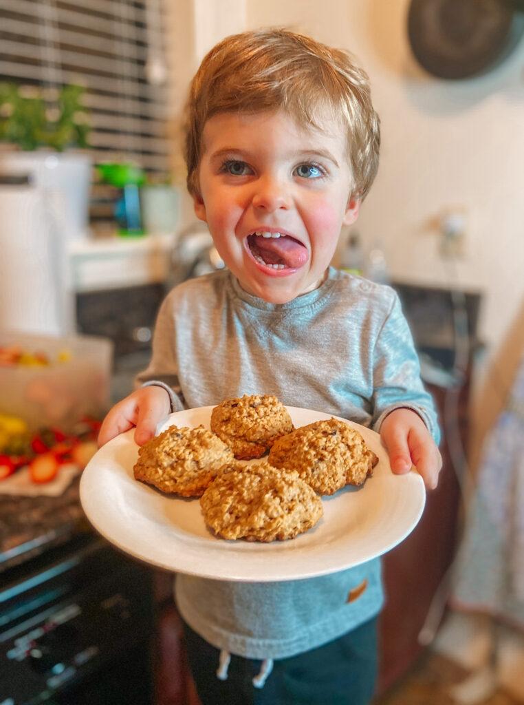 cooking with skyler - cookies