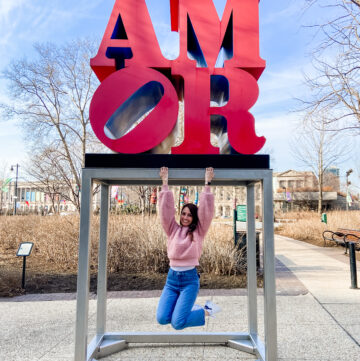 Amor Sign Philly